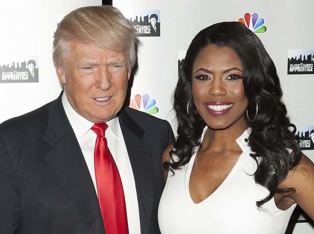 Donald-trump-and-Omarosa